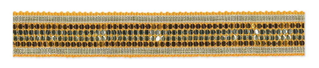 Ruban paillettes   25mm