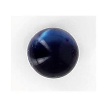 Bouton à pieds boule nacree 10mm à 12mm