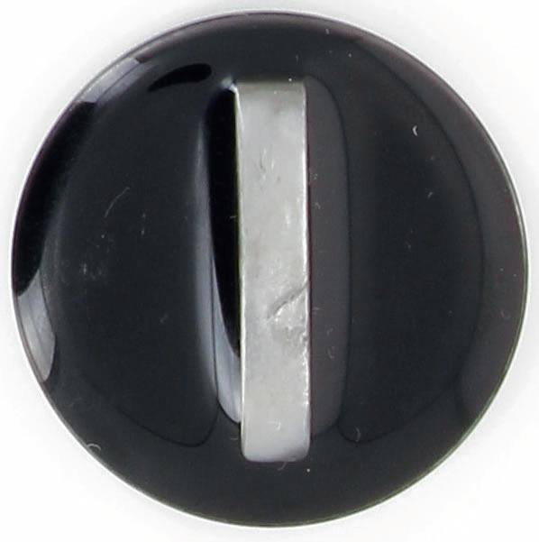 Bouton à pied trait facon nacre clair 18mm à 35mm
