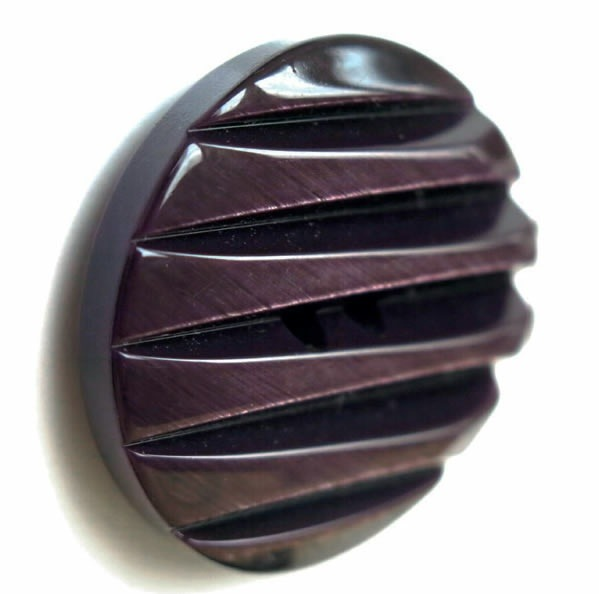 Bouton 2 tr. fraise jaspe 22mm à 44mm